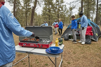 Camping - Scouts BSA
