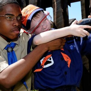 Cub Scout Shooting Sport & Fishing Day @ Camp Durant